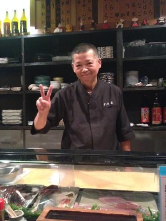Coolest person I met in Japan