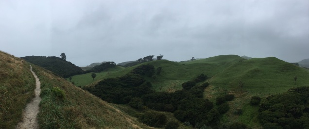 Crappy day, still stunning landscape