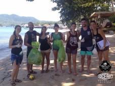 Beach cleanup! #savetheenvironment